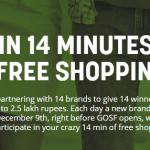 Gosf Free Shopping Festival