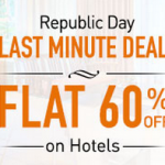 MakeMytrip Republic Day Offer