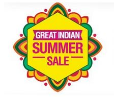 Amazon Great indian Summer Sale