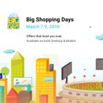 FlipKart Big Shopping Days 7-9 March : Flipkart Shopping Days : Big Shopping Days