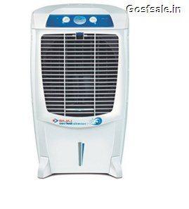 Bajaj Glacier DC2016 67-Litre Room Cooler (White) @ Rs.9499 - Amazon
