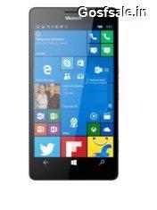 Microsoft Lumia 950 XL Rs. 17999 (Exchange) or Rs. 34999 – FlipKart