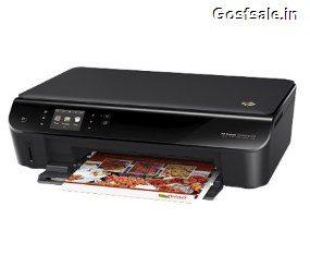Upto 43% off + 10% off on HP Ink Advantage Printers - Flipkart