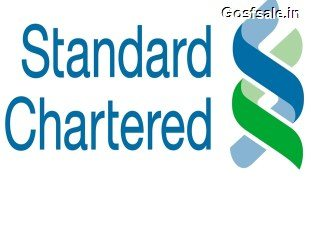 Treasury forex card rates standard chartered bank