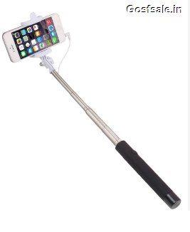 cheapest selfie stick online utronix ut oo1 selfie stick rs 69 snapdea. Black Bedroom Furniture Sets. Home Design Ideas