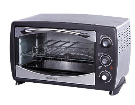 Havells 24L Oven Toaster Grill 24RSS Rs. 5220 (HDFC Debit Cards) or Rs. 5495 – Amazon