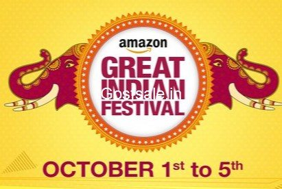 Amazon Great Indian Festival Offers on Mobiles : 1st October Offers on Mobiles - Navratri Offers on Mobiles