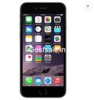 Apple iPhone 6 Rs.29990 : Flipkart Big Billion Days : 3rd October iPhone Offers