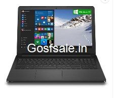 Dell Inspiron Core i3 - (4 GB/500 GB HDD/Windows 10 Home) @ Rs.26990 - Flipkart