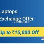 Flipkart 4th October Offers on Laptops : Big Billion Days Offers on Laptops