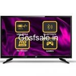 Noble Skiodo 81cm (32 inches) 32CN32P01 HD Ready LED TV @ Rs.9990 - Amazon