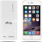 iPro 13000 Mah Power Bank @ Rs.699 - Flipkart Big Diwali Sale