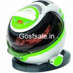 63% off on Oster Halo CKSHF2 NXG 1300-Watt Air Fryer @ Rs.5667 - Amazon India