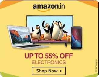 Amazon Great Indian Sale 2017 : Amazon Great Indian Sale 20th Jan Sale - 20 - 22 Jan 2017