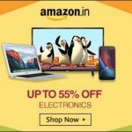 Amazon Great Indian Sale on Electronics : Amazon Electronics Lightning Deals