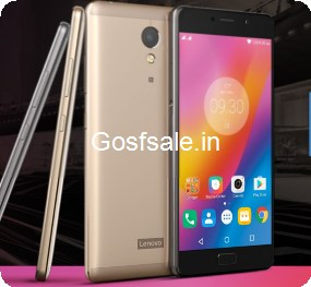 Lenovo 5100 mAh Battery Phone : Lenovo P2 Sale : Buy Lenovo P2 Online on Flipkart