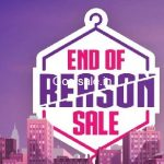 Myntra End of Reason Sale - EORS 2017