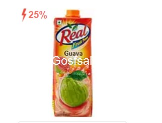 Real Fruit Juice Offers : Real Fruit Juice Price in India : Flat 25% off on Real Fruit Juice