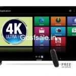 TVs upto 63% off + 10% off + upto Rs. 20000 off (Exchange) – FlipKart