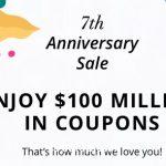Aliexpress Anniversary Sale : Aliexpress 7th Anniversary Sale - Biggest Sale of the Year
