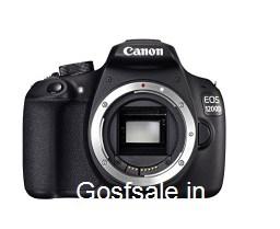 Canon EOS 1200D 18MP Digital SLR Camera @ Rs.18900 - Amazon India