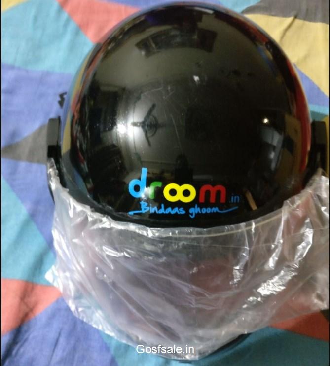 Droom Helmet Proof