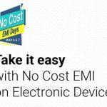 FlipKart No Cost EMI Days - Emi Offer on Electronics,Cameras,Tablets,Tv,Laptops & More