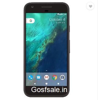 Google Pixel 32GB Rs. 26999 (Exchange) or Rs. 47000 – FlipKart