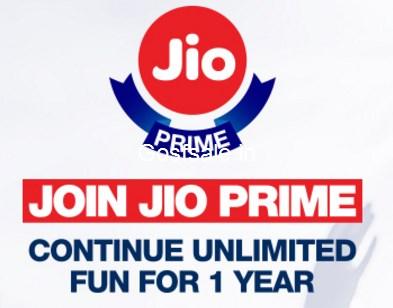 Jio 99 Plan - 99 Prime Membership : Activate Jio Prime Membership