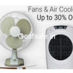 Upto-30-Off-on-Fans-Air-Coolers-Flipkart-Holi-Offer-on-Fans-Air-Coolers