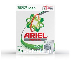 Upto 36% off on Ariel Matic Detergent Powder from Rs. 159 – Amazon