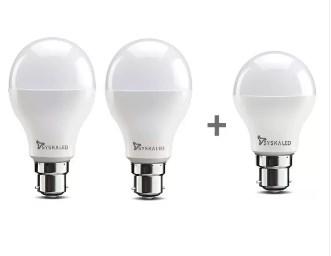 Bulbs & Tube Lights minimum 30% off from Rs. 175 – FlipKart
