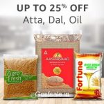 Amazon Pantry upto 50% off + Free upto Rs. 1200 Amazon Pay Balance