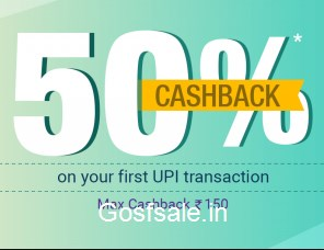Bill Payments, Recharges & Sending Money 50% Cashback – PhonePe