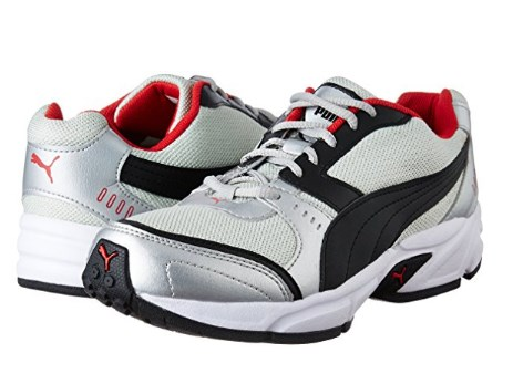 Flat 63% off on Puma Men's Argus DP Running Shoes @ Rs.1481 - Amazon