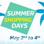 Flipkart : Summer Shopping Days (02-04 May) | Extra 10% Off with all Cards - Upto 80% off