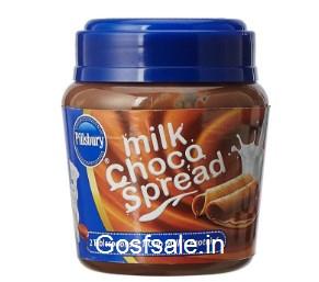 Pillsbury Milk Choco Spread, 350g at Rs.140 Only