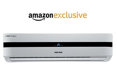 Voltas Split Ac (1.4 Ton, 3 Star) @ Rs.25990 - Amazon Great Indian Sale 11 - 14th May