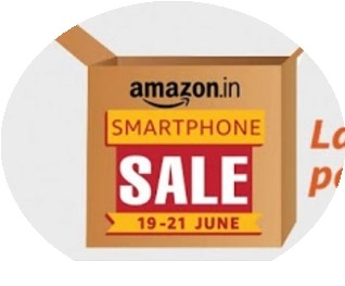 Amazon Smartphone Sale - 19 - 21 June : Best Deals on Smartphones