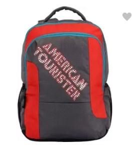 American Tourister Backpacks minimum 70% off + 20% Cashback from Rs. 551 – FlipKart