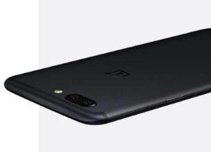 OnePlus 5 in India