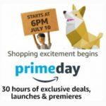 Amazon Prime Day Electronics Deals - Upto 50% off on Electronics