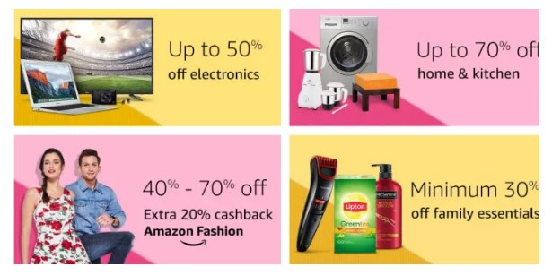 Amazon Prime Day - Sale