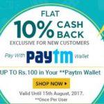 Flat 20% off on Medicines + Upto Rs.100 Paytm Cashback - Netmeds