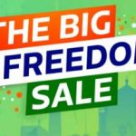 Flipkart The Big Freedom Sale : 9th - 12th August