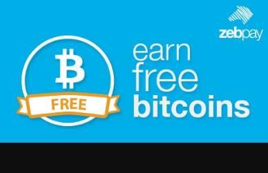Zebpay Referral Code : REF10107525 : Zebapy Promo Code - Free Rs.100 Bitcoins