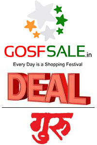 GosfSale DealGuru - Get Best Deals on Products You Want or Ask Us for Suggestions
