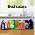 Amazon Pantry upto 50% off + Rs. 100 Cashback on Rs. 1000, Rs. 300 Cashback on Rs. 2000