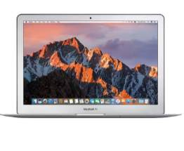 Apple MacBook Air MQD32HN 13 inch Laptop (Core i5/5th Gen/8GB/128GB/MacOS Sierra) @ Rs.44900