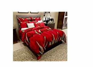 Bedsheets 50% off or more from Rs. 239 – Amazon